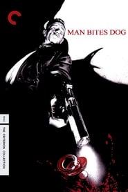 Poster Man Bites Dog 1992