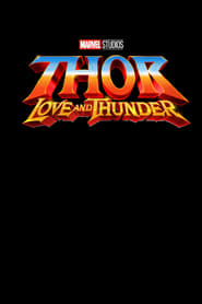 Poster Thor: Love and Thunder 2021