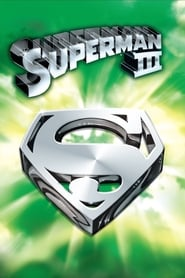 Poster Superman III 1983
