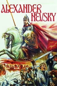 DVD cover image for Alexander Nevsky