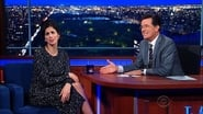 The Late Show with Stephen Colbert Season 1 Episode 26 : Sarah Silverman, Elijah Wood, Symphony of the Goddesses