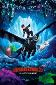Poster Dragons 3: Le monde caché 2019