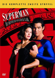 Lois & Clark As Novas Aventuras do Superman 2ª Temporada (1994) Blu-Ray 480p Download Torrent Dub e Leg