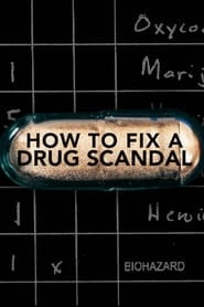 Poster How to Fix a Drug Scandal 2020