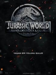 Jurassic World Yıkılmış Krallık – Jurassic World  Fallen Kingdom
