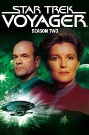 Star Trek: Voyager - Season 2 poster