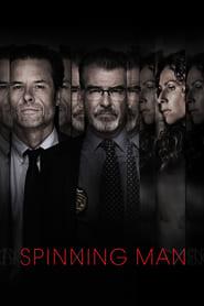 Poster Spinning Man
