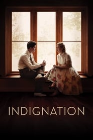 DVD cover image for Indignation