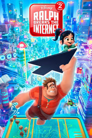 Image Ralph Breaks the Internet Movie Free Download HD