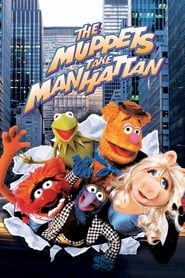 Poster for The Muppets Take Manhattan