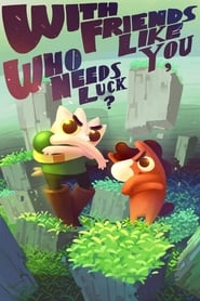Poster The Legend of Lucky Pie 2017