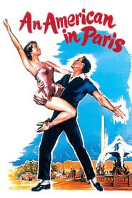 Poster An American in Paris 1951