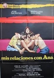 Mis relaciones con Ana 1980
