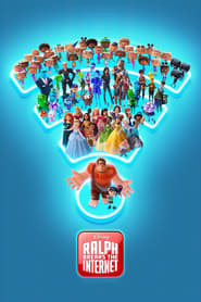 Ralph Breaks the Internet (2018) Full Movie Watch Online Free