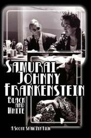 Samurai Johnny Frankenstein Black and White movie