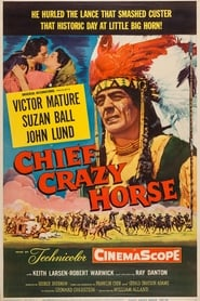 Poster Chief Crazy Horse 1955