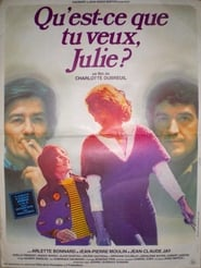 Poster What Do You Want, Julie? 1977