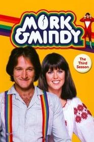 Mork & Mindy - Season 3 (1980) poster