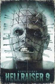 Poster for Hellraiser: Revelations