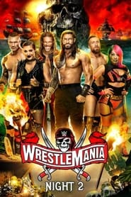 WWE WrestleMania 37 (Night 2)