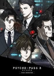 Psycho-Pass 3: First Inspector (2020)