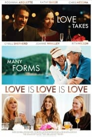 Poster Love Is Love Is Love 2021