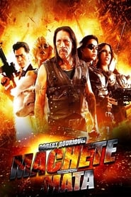Machete Mata Torrent (2013)