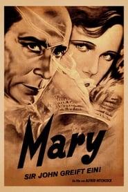 Mary 1931