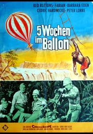 Fünf Wochen im Ballon 1962