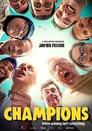 Poster Champions 2018
