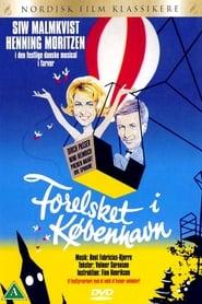 Affiche de Film Forelsket i København