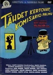 Poster del film It Is Written in the Stars, Inspector Palmu
