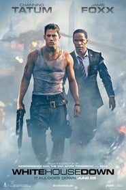 White House Down: A Dynamic Duo – Channing Tatum and Jamie Foxx (2013)