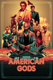 Poster American Gods 2021