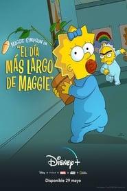 Maggie Simpson en Un largo día de guardería (2012)