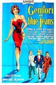 Genitori in blue-jeans 1960