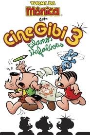 Turma da Mônica em Cine Gibi 3: Planos Infalíveis (2008)