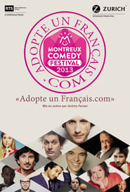 Montreux Comedy Festival - Adopte un Français.com 2013