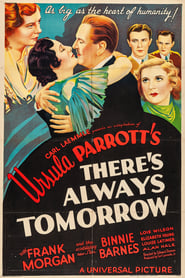 There's Always Tomorrow 1934