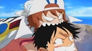 One Piece Season 13 Episode 426 : A Special Presentation Related to the Movie! A Gold Lion's Ambition on the Move