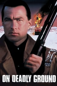 Poster for On Deadly Ground
