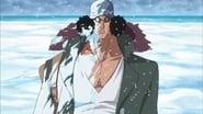 One Piece Season 15 Episode 625 : Intense! Aokiji vs. Doflamingo!