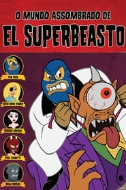 Poster The Haunted World of El Superbeasto 2009