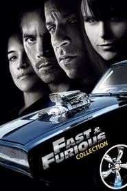 The Fast and the Furious Collection Poster