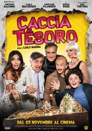 Caccia al tesoro film streaming 2017