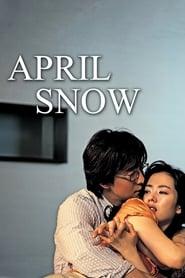 April Snow poster
