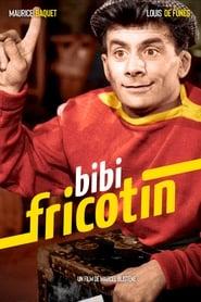 Poster BIBI FRICOTIN 1951