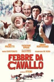 Poster Horse Fever 1976