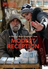 Modest Reception poster