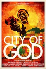 Poster City of God 2002